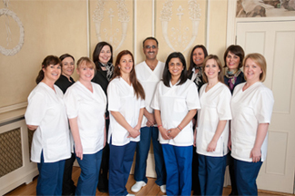 The team at Windsor Centre for Advanced Dentistry